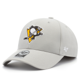 Бейсболка '47 Brand - Pittsburgh Penguins  '47 MVP Adjustable (grey)