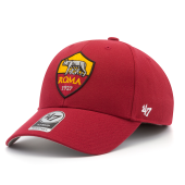 Бейсболка '47 Brand - AS Roma '47 MVP Adjustable (trojan red)