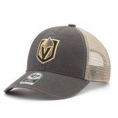Бейсболка '47 Brand - Vegas Golden Knights Flagship Wash '47 MVP
