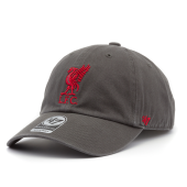 Бейсболка '47 Brand - Liverpool FC '47 Clean Up (charcoal)