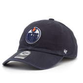 Бейсболка '47 Brand - Edmonton Oilers '47 Clean Up