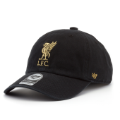 Бейсболка '47 Brand - Liverpool FC Metallic '47 Clean Up