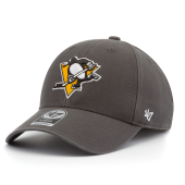 Бейсболка '47 Brand - Pittsburgh Penguins Legend '47 MVP (charcoal)