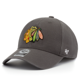 Бейсболка '47 Brand - Chicago Blackhawks Legend '47 MVP (charcoal)