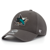 Бейсболка '47 Brand - San Jose Sharks Legend '47 MVP (charcoal)