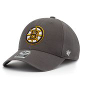 Бейсболка '47 Brand - Boston Bruins Legend '47 MVP (charcoal)