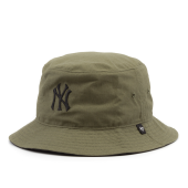Панама '47 Brand - New York Yankees Grid Lock '47 Bucket (canopy)