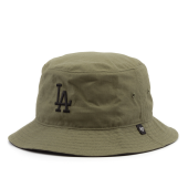 Панама '47 Brand - Los Angeles Dodgers Grid Lock '47 Bucket (canopy)