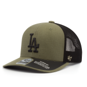 Бейсболка '47 Brand - Los Angeles Dodgers Grid Lock Mesh '47 MVP DP (canopy)