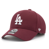 Бейсболка '47 Brand - Los Angeles Dodgers '47 MVP Adjustable (dark maroon)