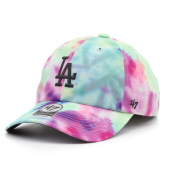 Бейсболка '47 Brand - Los Angeles Dodgers Tye Dye '47 Clean Up MF