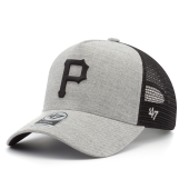 Бейсболка '47 Brand - Pittsburgh Pirates Storm Cloud Mesh '47 MVP DT