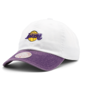 Бейсболка Mitchell & Ness - Los Angeles Lakers Punch In Strapback