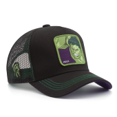 Бейсболка Capslab - Marvel Hulk (black)