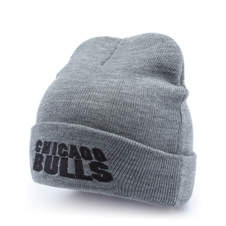 Шапка Mitchell & Ness - Chicago Bulls Mighty Cuff Knit