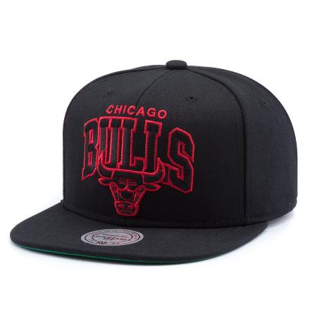 Bulls illuminati snapback