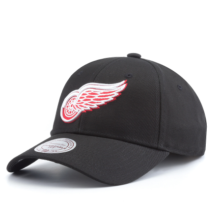 Бейсболка Mitchell & Ness - Detroit Red Wings Team Logo Cotton Low Pro Strapback
