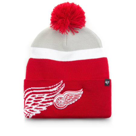 Шапка '47 Brand - Detroit Red Wings Mokemo Cuff Knit