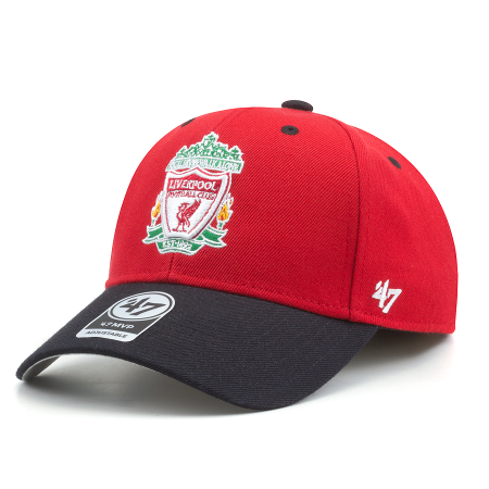 Бейсболка '47 Brand - Liverpool FC Cold Zone '47 MVP Two Tone Adjustable