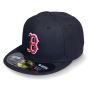 Бейсболка New Era - Boston Red Sox Authentic On-Field 59FIFTY