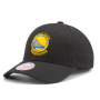 Бейсболка Mitchell & Ness - Golden State Warriors Team Logo Low Pro Snapback