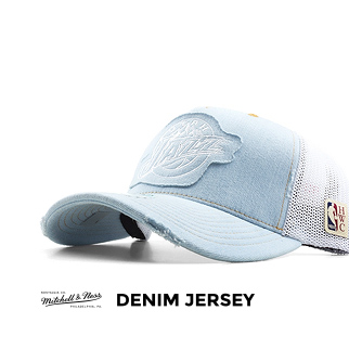 Тракеры Mitchell & Ness - Denim Jersey