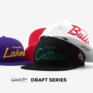 Бейсболки Mitchell & Ness Draft Series